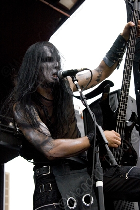 Behemoth - August 22, 2007 - Ozzfest - Tweeter Center - Camden, NJ - copyright Megan C. Brooks