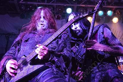 Behemoth - March 1, 2015 - The TLA - Philadelphia PA - copyright Megan C. Brooks