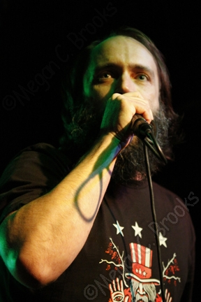 Clutch - December 30, 2012 - Crocodile Rock - Allentown PA - copyright Megan C. Brooks