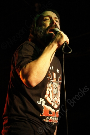 Clutch - December 30, 2012 - Crocodile Rock - Allentown PA