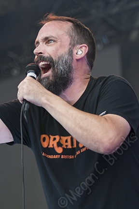 Clutch - July 29, 2017 - Festival Pier - Philadelphia PA