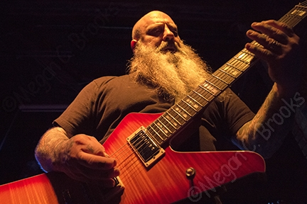 Crowbar - June 28, 2015 - Voltage Lounge - Philadelphia PA - copyright Megan C. Brooks