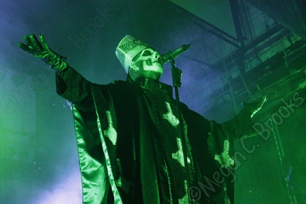 Ghost - May 12, 2013 - The Trocadero - Philadelphia PA - copyright Megan C. Brooks