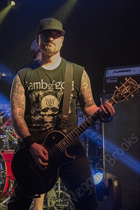 Hatebreed - June 3, 2016 - Underground Arts - Philadelphia PA - copyright Megan C. Brooks