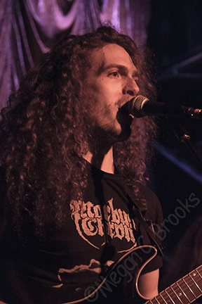 Horrendous - September 8, 2016 - The Foundry - Philadelphia PA - copyright Megan C. Brooks