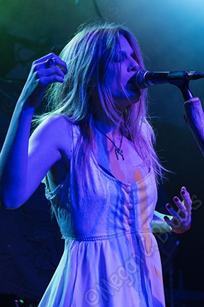 Myrkur - April 21, 2016 - The TLA - Philadelphia PA - copyright Megan C. Brooks