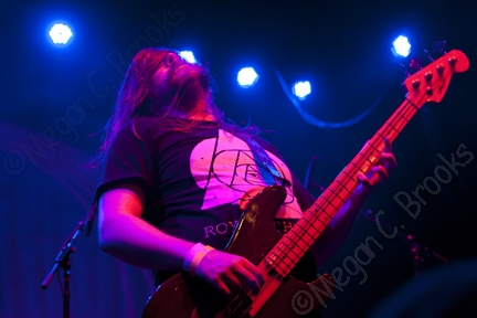 Pallbearer - May 24, 2013 - Union Transfer - Philadelphia PA - copyright Megan C. Brooks