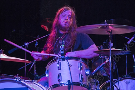 Pallbearer - August 19, 2015 - TLA - Philadelphia PA - copyright Megan C. Brooks