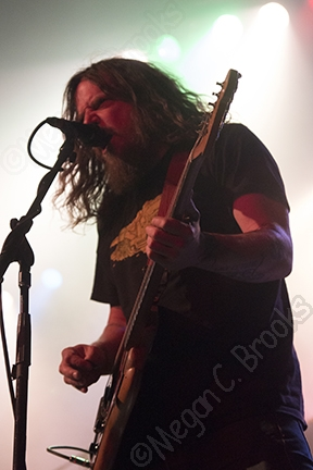 Red Fang - May 30, 2014 - The Trocadero - Philadelphia PA - copyright Megan C. Brooks