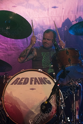 Red Fang - May 30, 2014 - The Trocadero - Philadelphia PA