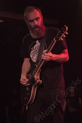 Red Fang - October 11, 2015 - Underground Arts - Philadelphia PA