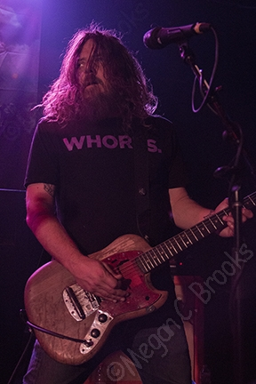 Red Fang - October 11, 2015 - Underground Arts - Philadelphia PA - copyright Megan C. Brooks