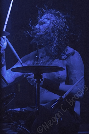 Skeletonwitch - April 15, 2016 - The TLA - Philadelphia PA - copyright Megan C. Brooks