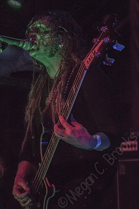 Tribulation - September 8, 2016 - The Foundry - Philadelphia PA - copyright Megan C. Brooks